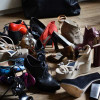 *134 Dodos Schuhe